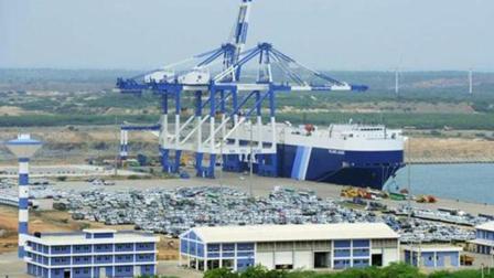 斯里兰卡用最大港口, 抵债给中国, 日本的命脉将被锁死!