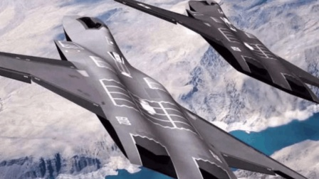 这国跨过五代机造六代机! 性能达到歼20数倍, 虚拟控制成最大亮点