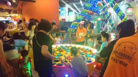 济南微装 磁悬浮儿童游乐设备