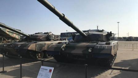 125mm口径59坦克亮相珠海航展, T-72瑟瑟发抖, 59: 我还能战30年