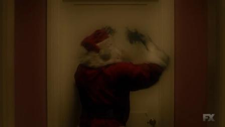 《美国恐怖故事》第八季百度云资源: 看了这个片段, 再也不敢过圣诞