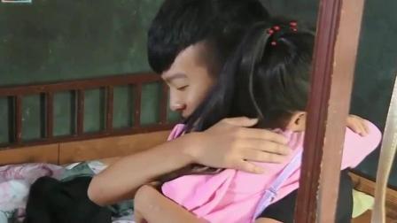 变形计: 哥哥从不会抱妹妹的, 这次变形再见到妹妹, 直接抱住了!