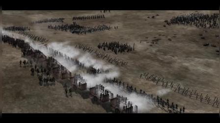 全面战争纪录片: 郏县之战 孙传庭之死