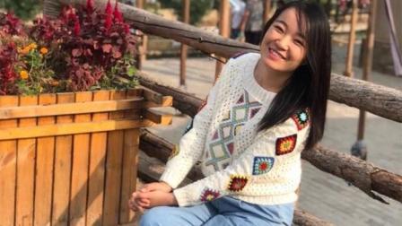【金贝贝手工坊 245辑】M159民族风花袖毛衣(4) 钩针毛线编织成人镂空拼花套头衫 外套