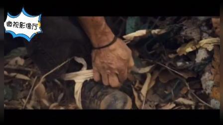 《第一滴血4》: 史泰龙为掩护队友离开, 引爆了二战时期的巨型炸弹