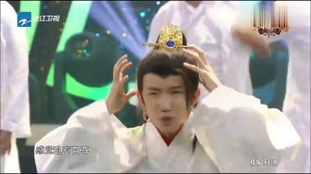 王源林志颖同框共舞, 仙气飘飘, 太帅了!