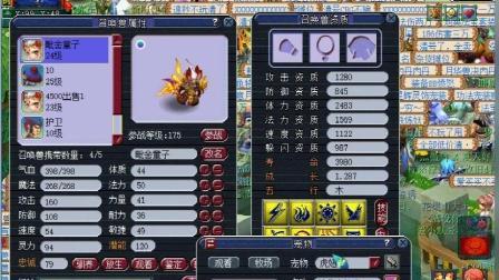 """梦幻西游: 冥想炼妖, 念了句""""全体起立""""的咒语, 果然出了12技能童子?"""