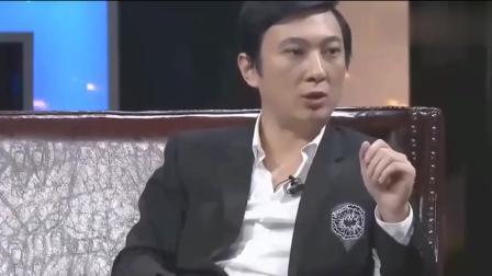 王思聪自曝15岁的时候, 王健林就告诉他长大不要娶女明星?