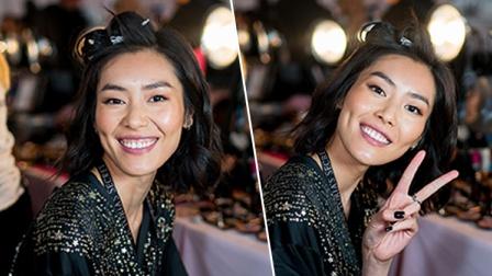 这就是娱乐圈 2018 刘雯以全新短发造型走秀:30岁有一个新的开始