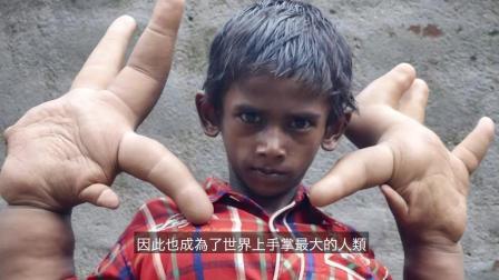 5个超能力神奇人类大揭秘! 中国一个都没有?