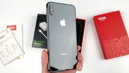 8599元的iPhone Xs Max开箱, 上手一瞬间, 这就是地表最强手机?