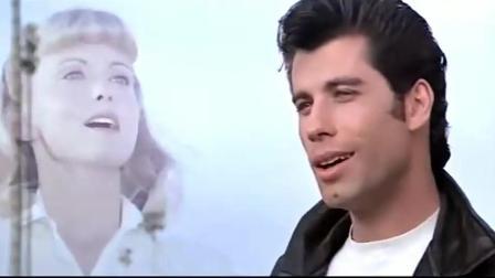 John Travolta在《油脂》里的经典歌舞, 最后一幕连MJ都忍不住模仿