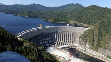 全球最大的水电站, 我国白鹤滩水电站, 规划了70年耗资1800亿元!