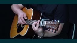 吉他弹唱《后来》, 原来有些人一旦错过就不在