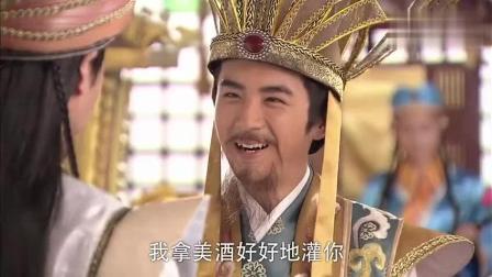 薛平贵与王宝钏大结局: 薛平贵把西凉的王位传给凌霄