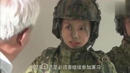 特种兵之火凤凰: 尖刀旅长嘲笑女特种兵, 雷战说这是自信