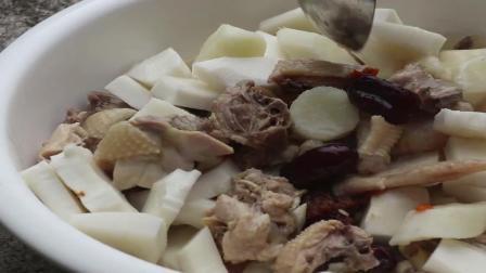 椰子鸡-海边的椰子和地上的鸡, 炖一锅清热补虚汤