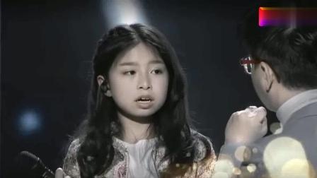 """超凡小达人: """"小巨肺""""谭芷昀9岁获得美国达人秀金按钮"""