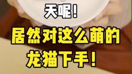 超可爱龙猫蛋糕, 你舍得吃么? ? ? 当然是.....!