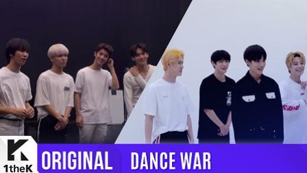 [DANCE WAR] Behind Sketch