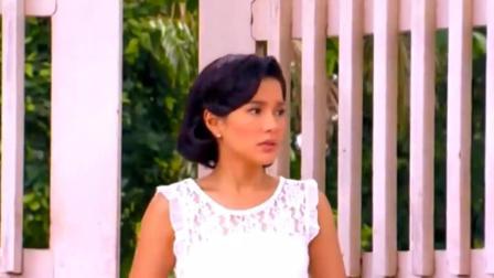 花环夫人: 拉媪每天都在等特博的消息, 但是对于拉媪来说太难了