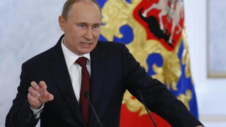 普京大怒: 懦夫, 俄罗斯史上最大的懦夫! 86岁了还敢管美国的事情