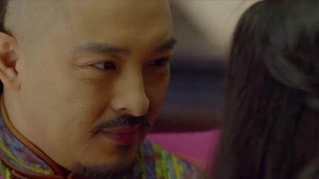 《苏茉儿传奇》苏茉儿主动给皇太极献舞 终于获得皇太极宠爱