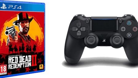 游戏真好玩视频有奖征集两弹齐发: 《荒野大镖客: 救赎2》+《河洛群侠传》