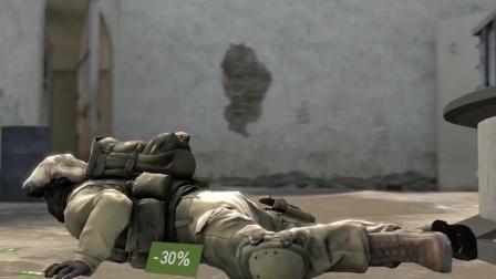 csgo爆笑动画《武器解锁体验》