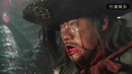 水浒108将结局: 梁山五虎将、梁山马军头领秦明死的悲惨