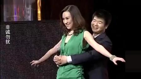非诚勿扰出现, 泰坦尼克式浪漫, 男嘉宾对心动女生重温露西式拥抱