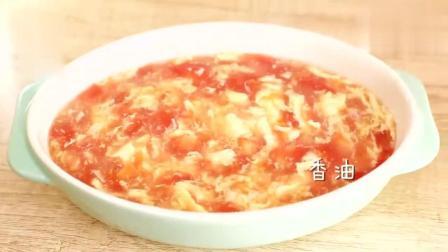 家常美食: 西红柿蛋汤的美味制作方法