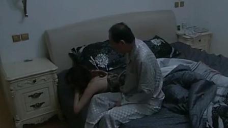 丈夫工作已经很累了, 妻子晚上还瞎折腾