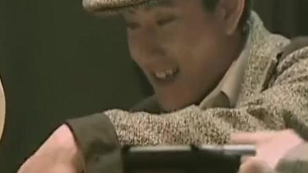 汉奸带着日本特务军统特工 谁知对方身手了得 轻松逃脱!