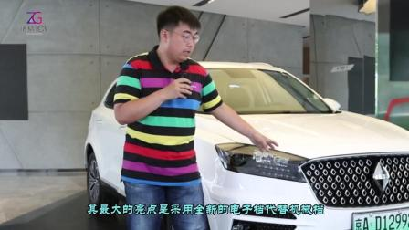宝沃汽车BXi7国产汽车中的骄傲, 外观大气又不失豪华!