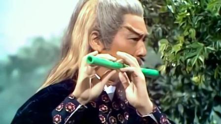 梅超风过世, 黄药师要把江南七怪全杀了, 好让梅超风高兴一下!