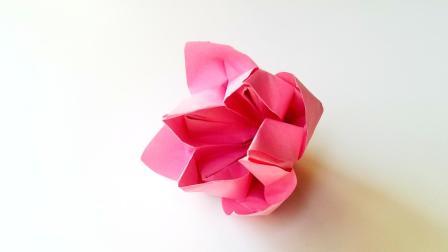折纸王子折纸莲花