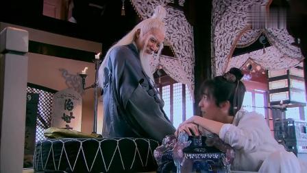 仙剑奇侠传三: 景天心心念念的宝盒, 打开一看是空的失望之极