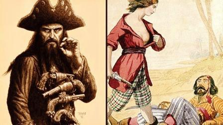 古代的海盗们, 都有哪些奇葩传统?