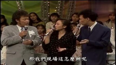 郑怡采访张菲, 菲哥说费玉清完全靠他吃饭, 小哥扮演收音机抗拒了