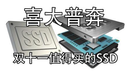 【PCEVA】这次双11 哪些SSD值得买