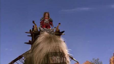 蚩尤召唤出十万魔兵, 准备一统霸业, 哪知黄帝请来了火龙族相助