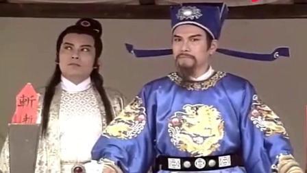 包青天: 南侠展昭劫法场救清官, 包拯抬着三口铡刀赶赴刑场解围!
