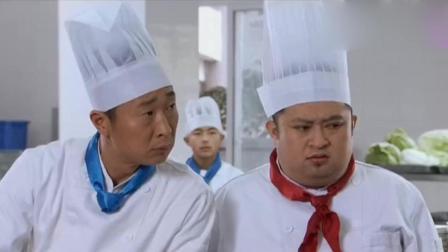 《林师傅在首尔》大师与冒牌货炒出来的菜, 天壤之别