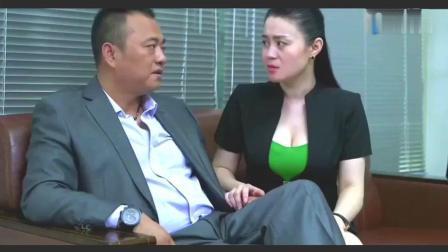 《男人四十要出嫁》关婷娜纠缠老板不放手, 眼泪汪汪的让人心疼