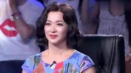 妈妈咪呀: 40岁不老女神登场, 台下惊呼声不断, 评委震惊了!