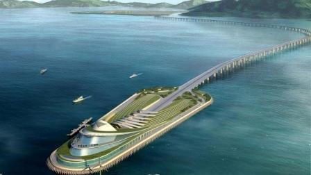 港珠澳大桥40米深的海底隧道4G信号满格, 这是如何实现的?