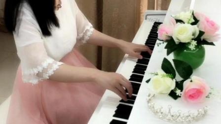 唯美古典钢琴曲《梦中的婚礼》完整版演奏