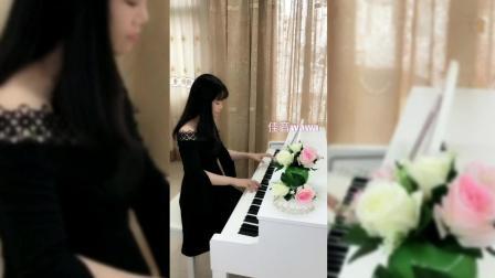 克罗地亚狂想曲 中间段落演奏 练琴记录