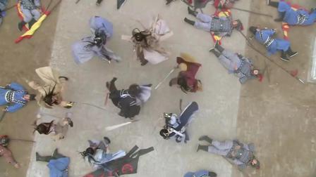 侠隐记: 叶红影与玄冥七剑大战, 一人就结果了对方